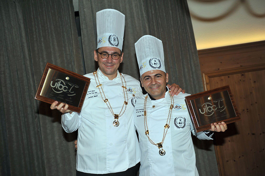 Award Ceremony of the UIBC World Baker and Confectioner of the year 2018