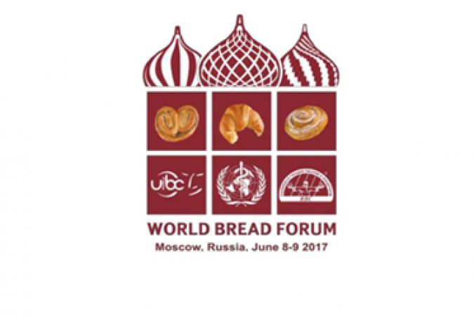 8-9 June 2017: Second World Bread Forum in Moscow