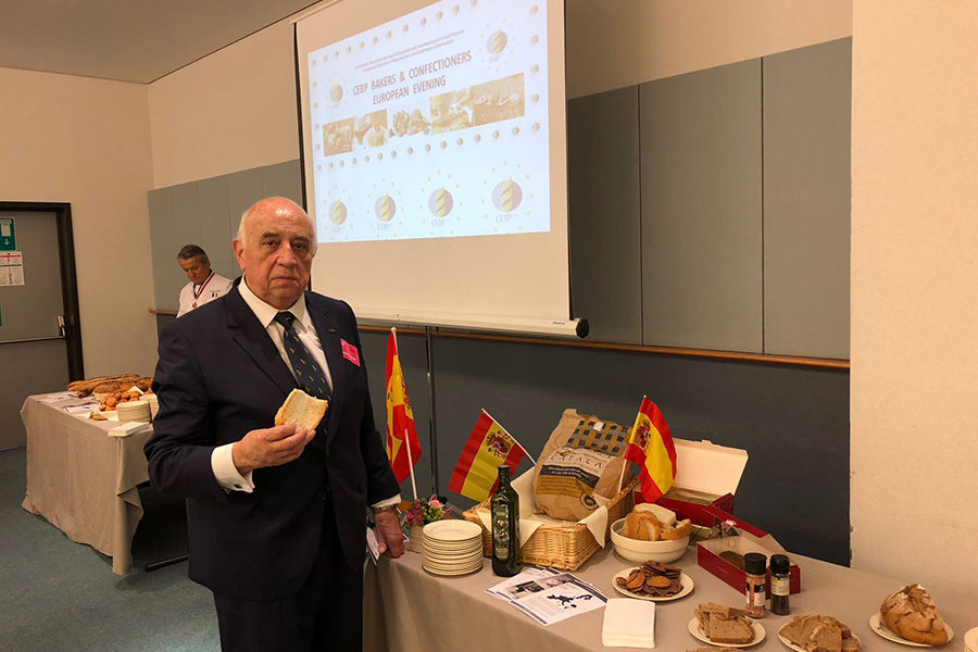 The CEBP celebrates its Bakers and Confectioners European Evening at European Parliament in Brussels