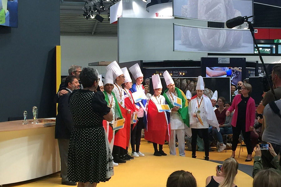 UIBC Junior World Championship of Confectioners 2018